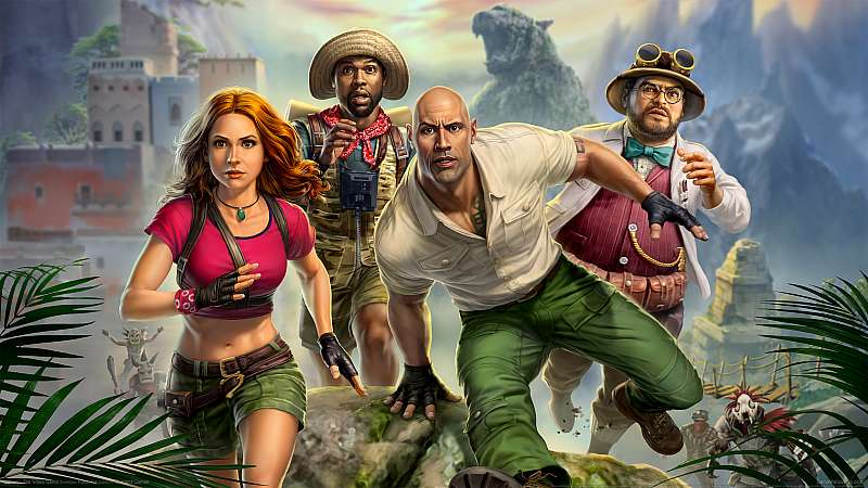 Jumanji: The Video Game wallpaper or background