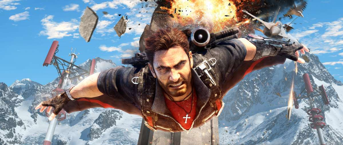 Just Cause 3 Wallpaper: UltraWide 21:9 Game Wallpapers