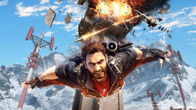 Just Cause 3 wallpaper or background