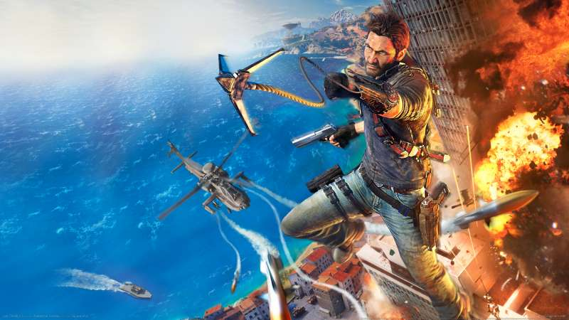 Just Cause 3 wallpaper or background 03