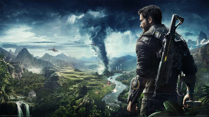 Just Cause 4 wallpaper or background