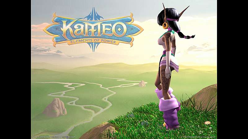 Kameo: Elements of Power wallpaper or background