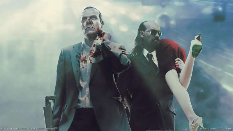 Kane & Lynch: Dead Men wallpaper or background 04