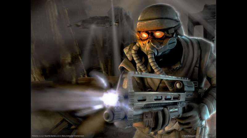 Killzone wallpaper or background 04