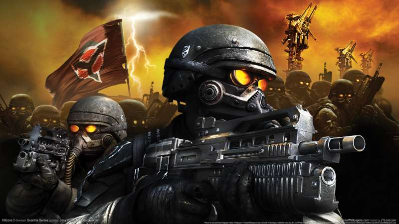 Killzone 2 wallpaper or background 02