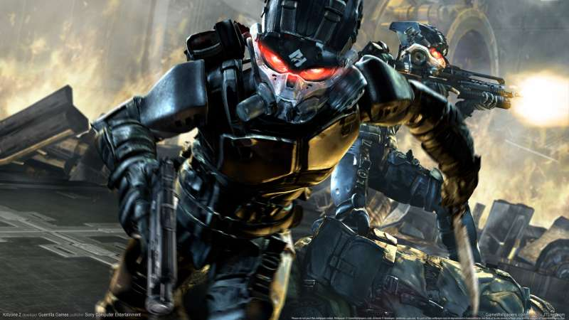 Killzone 2 wallpaper or background 04