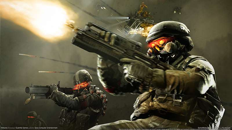 Killzone 2 wallpaper or background