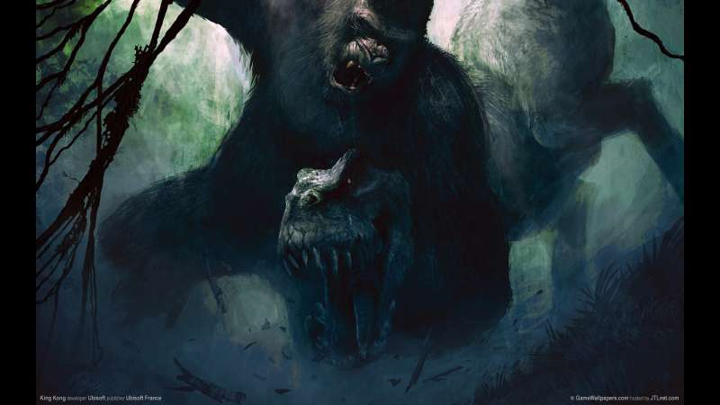 King Kong wallpaper or background 01