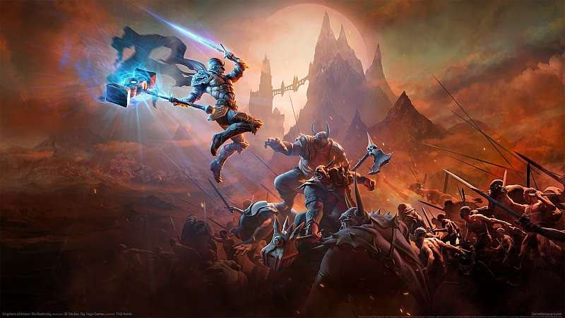 Kingdoms of Amalur: Re-Reckoning wallpaper or background
