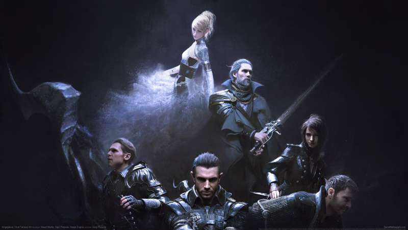 117 Final Fantasy Xv Hd Wallpapers: GameWallpapers.com