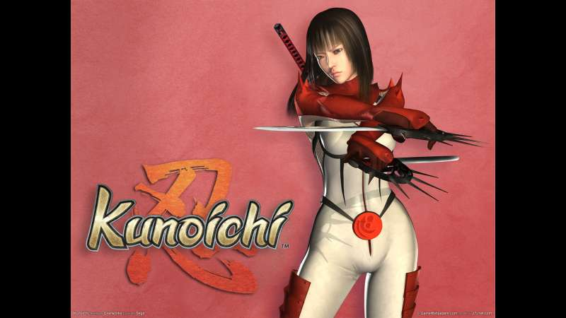 Kunoichi wallpaper or background