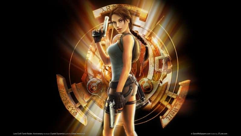 Lara Croft Tomb Raider Anniversary Wallpaper Or Background 06