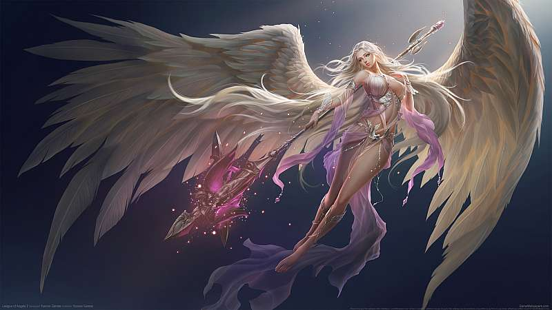 League of Angels 2 wallpaper or background