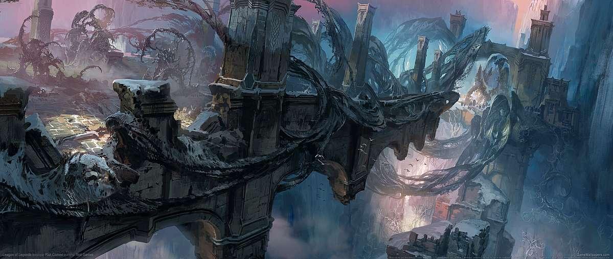 League Of Legends Ultrawide 21 9 Wallpapers Or Desktop Backgrounds