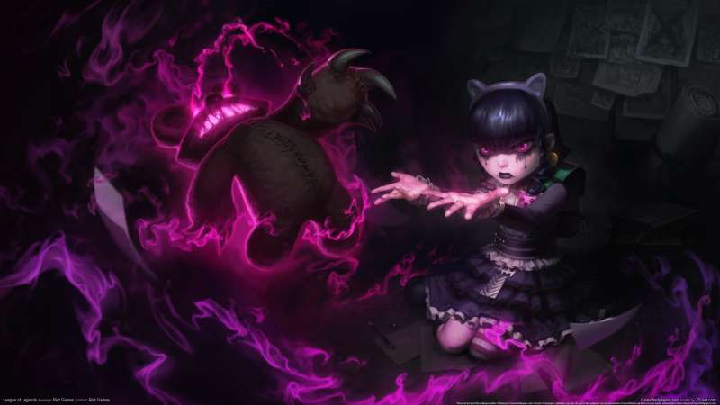 League of Legends wallpaper or background 13