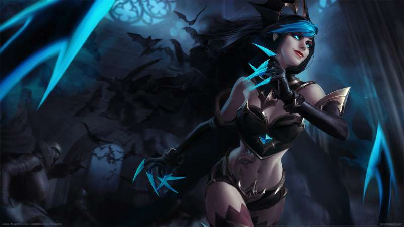 League of Legends wallpaper or background 80