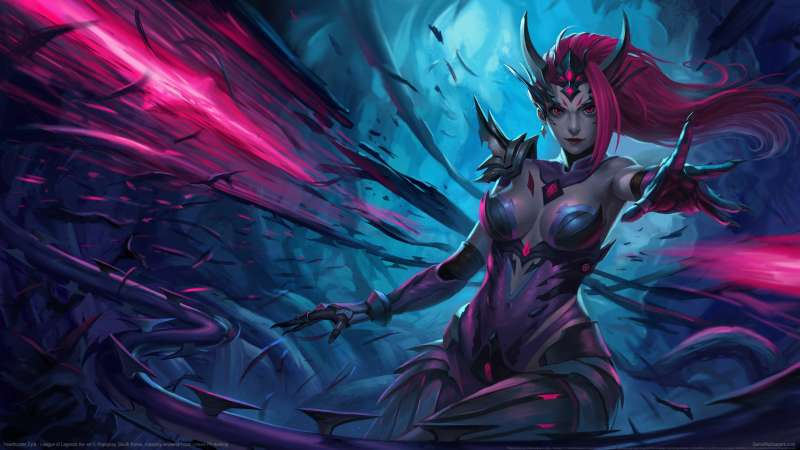 League of Legends fan art wallpaper or background 01