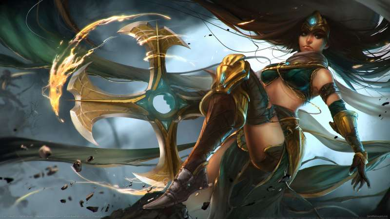 League of Legends fan art wallpaper or background 04