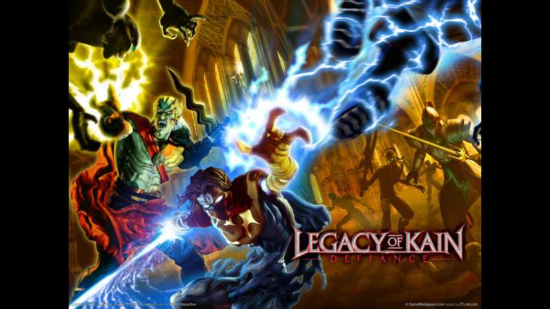 Legacy of Kain: Defiance wallpaper or background 02