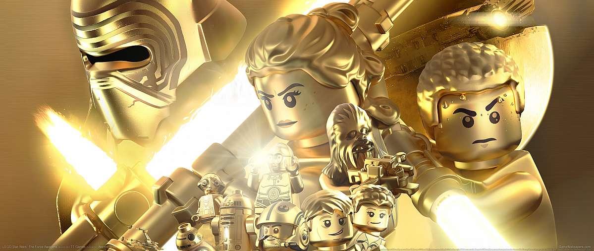 Lego Star Wars The Force Awakens Ultrawide 21 9 Wallpapers Or Desktop Backgrounds