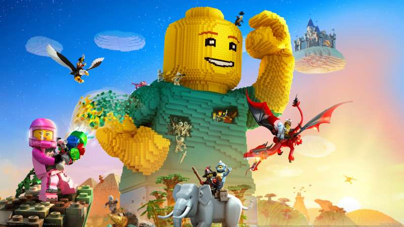 LEGO: Worlds wallpaper or background