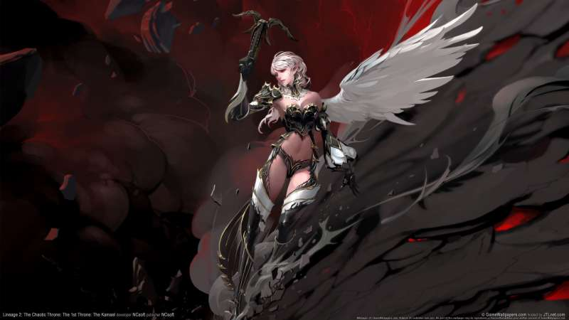 Lineage 2: The Chaotic Throne: The 1st Throne: The Kamael wallpaper or background 02