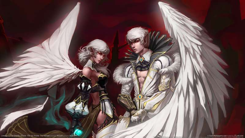 Lineage 2: The Chaotic Throne: The 1st Throne: The Kamael wallpaper or background 05