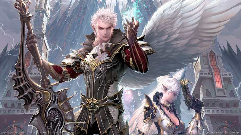 Lineage 2: The Chaotic Throne: The 1st Throne: The Kamael wallpaper or background 06