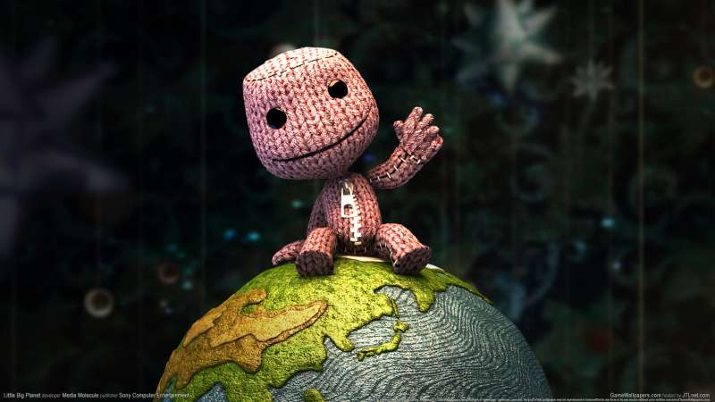 Little Big Planet wallpaper or background 02