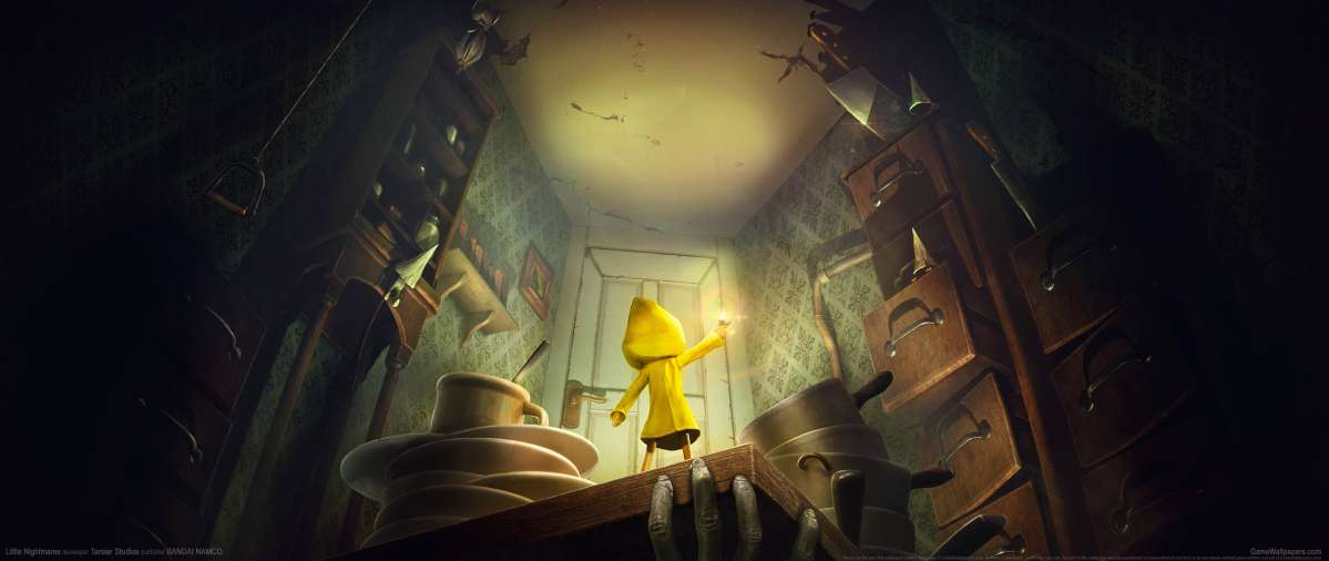 Little Nightmares UltraWide 21:9 wallpapers or desktop ...