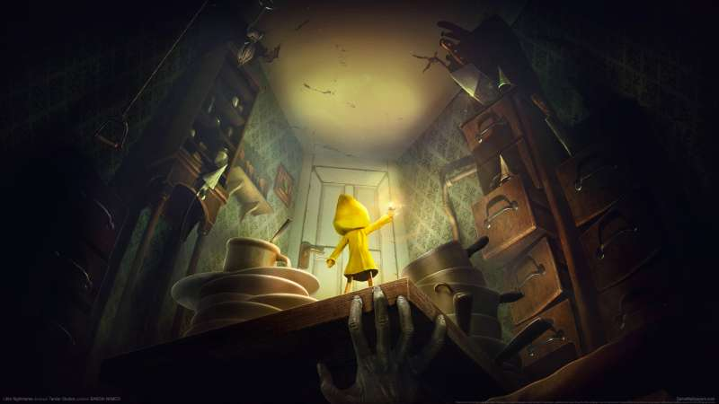 Little Nightmares wallpaper or background 01