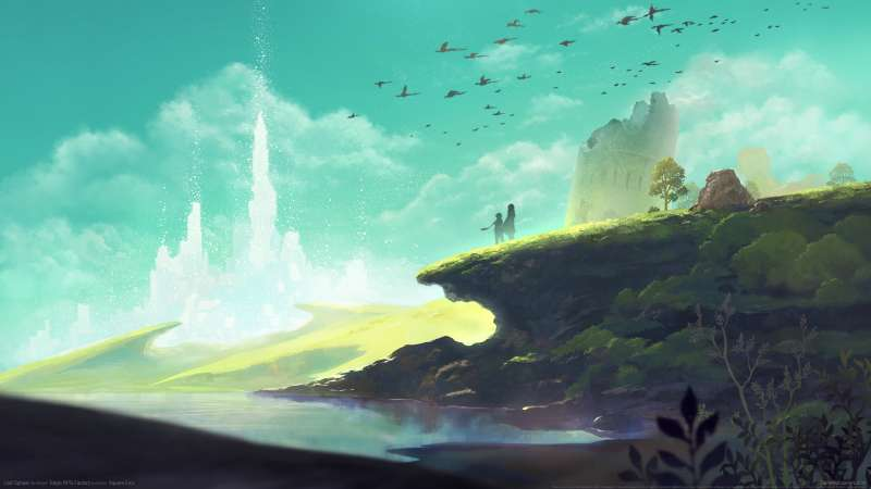 Lost Sphear wallpaper or background 01
