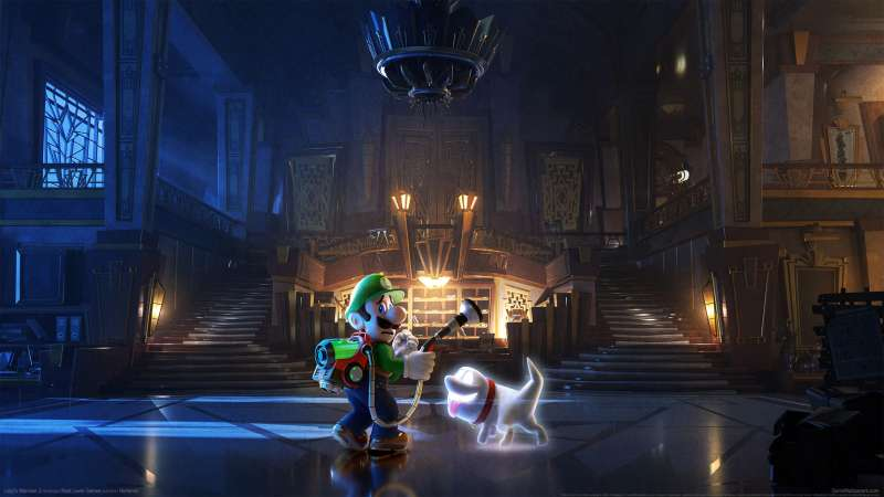 Luigi's Mansion 3 wallpaper or background