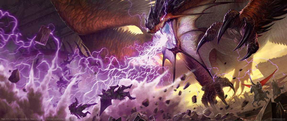 Magic 2015: Duels of the Planeswalkers ultrawide wallpaper or background 04