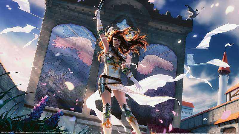 Magic: The Gathering - Duels of the Planeswalkers 2013 wallpaper or background