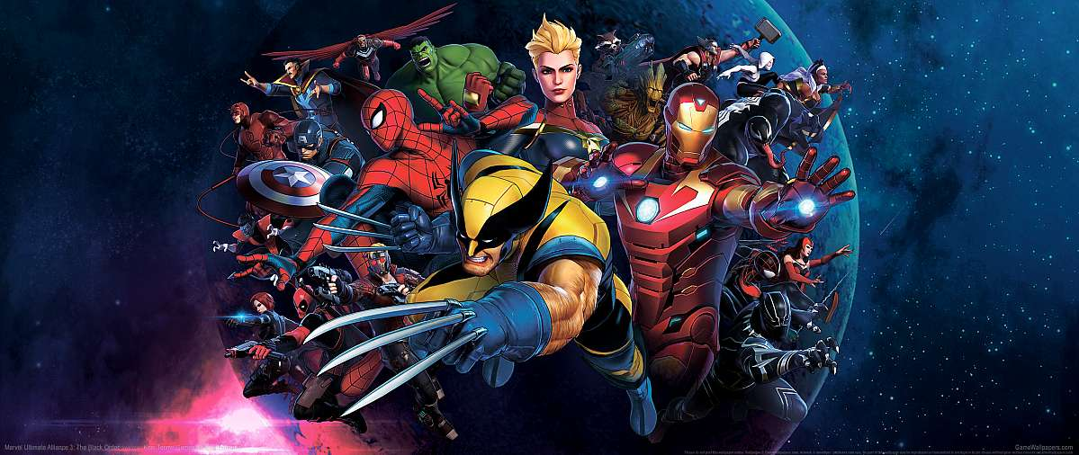 Marvel Ultimate Alliance 3: The Black Order wallpaper or background