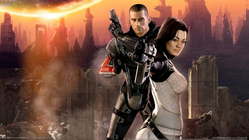 Mass Effect 2 wallpaper or background 05