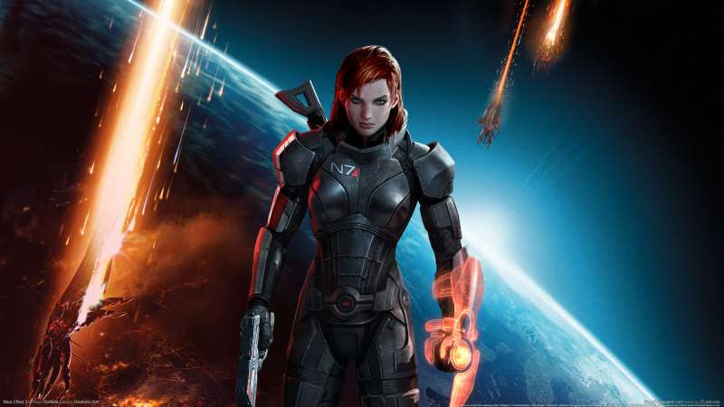 Mass Effect 3 wallpaper or background 02
