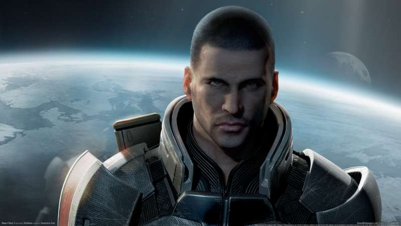Mass Effect 3 wallpaper or background 03