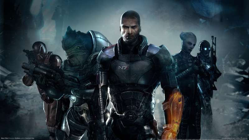 Mass Effect 3 wallpaper or background 04