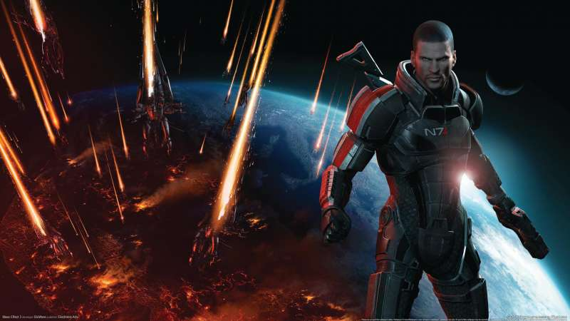 Mass Effect 3 wallpaper or background 05