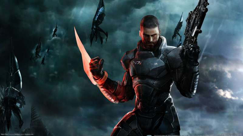 Mass Effect 3 wallpaper or background 06