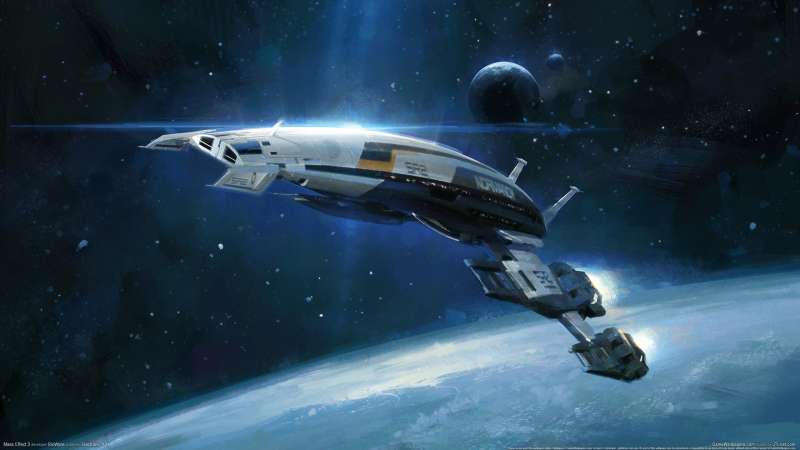 Mass Effect 3 wallpaper or background 07
