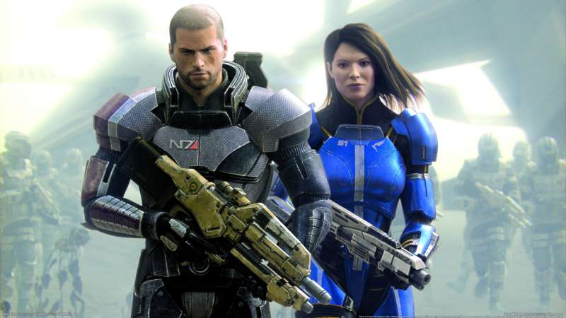Mass Effect 3 wallpaper or background 09