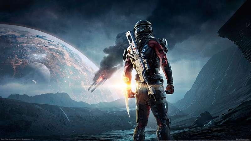 Mass Effect: Andromeda wallpaper or background