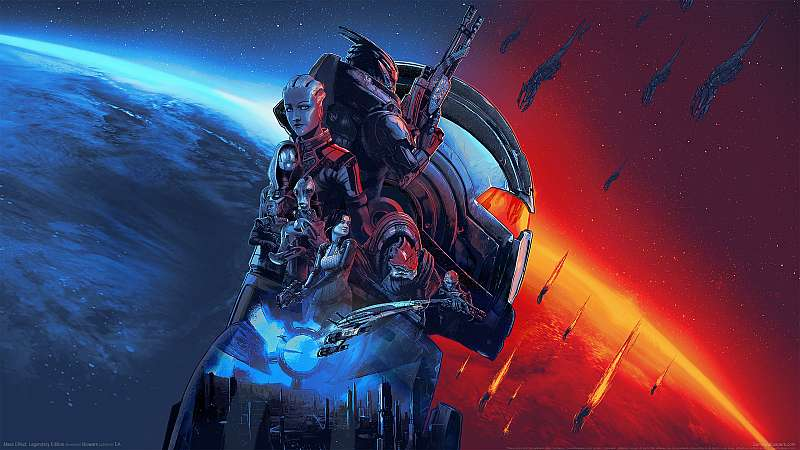 Mass Effect Legendary Edition wallpaper or background