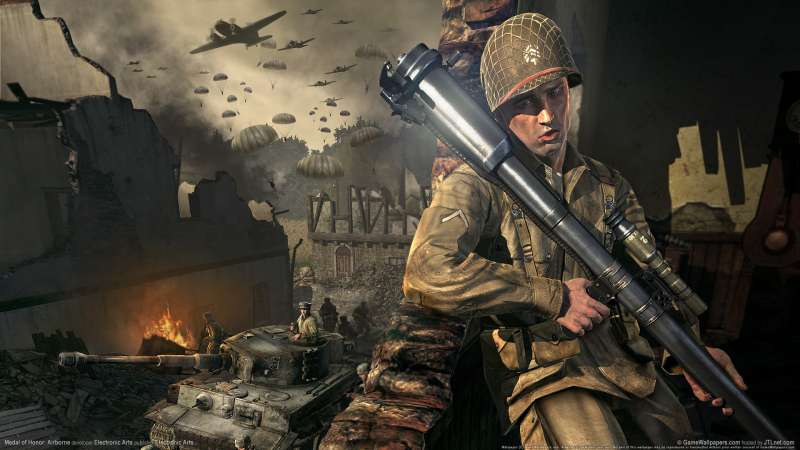 Medal of Honor: Airborne wallpaper or background 03