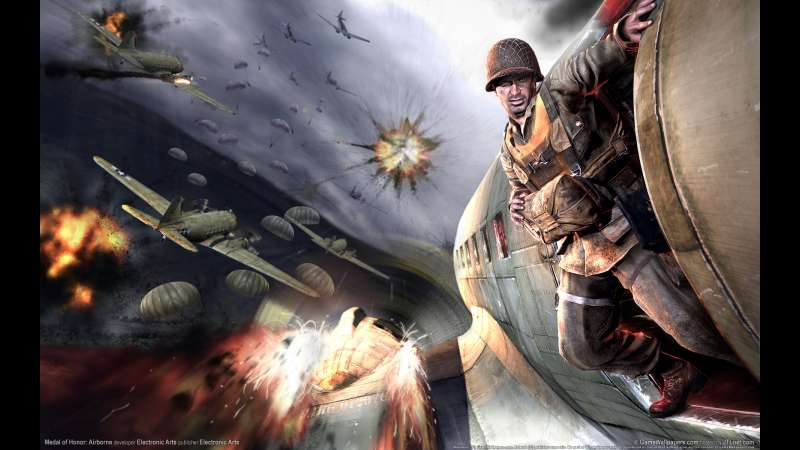 Medal of Honor: Airborne wallpaper or background 04