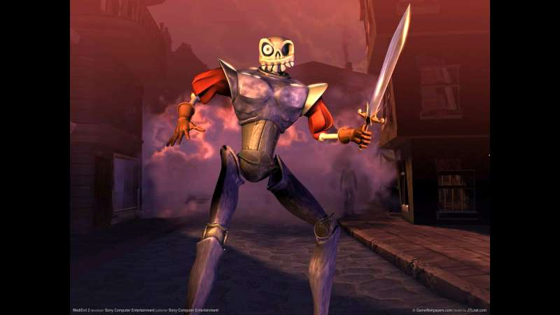 MediEvil 2 wallpaper or background 01