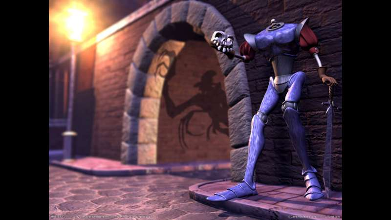 MediEvil 2 wallpaper or background 02